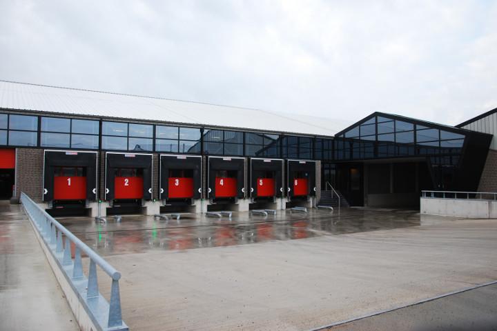 Bouw contracters west b v projecten gourmet grootebroek - Uitbreiding hal ...